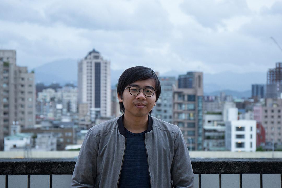 《海的彼端》導演黃胤毓。