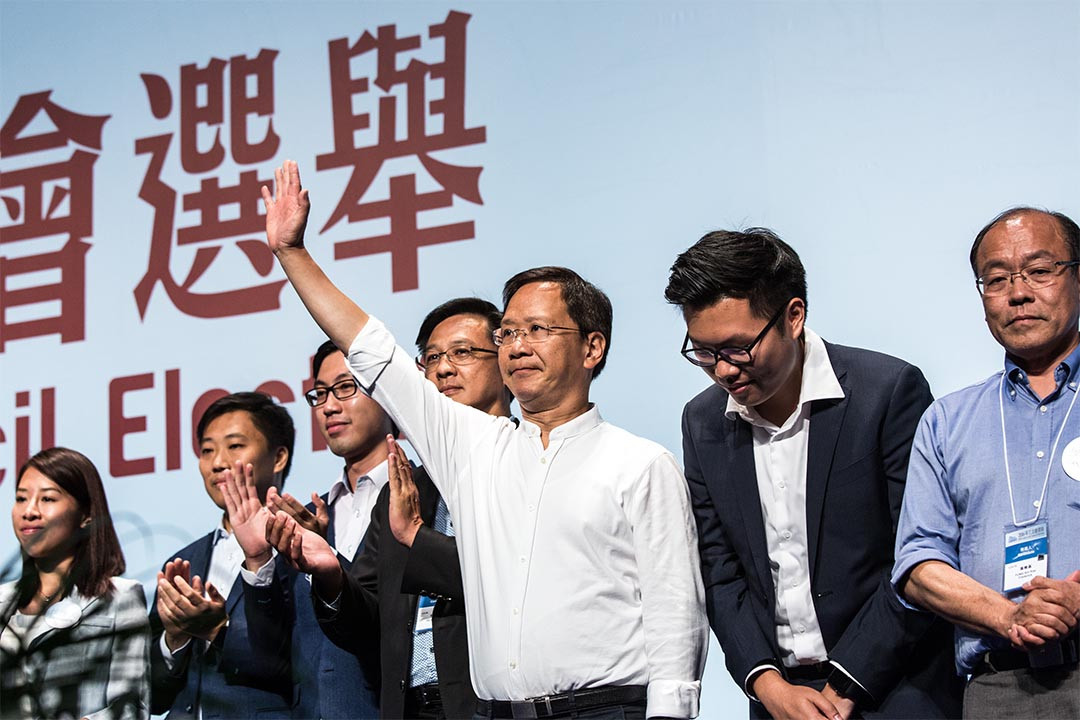 陳永政:隨著政局重新陷入膠著,建制派以至北京將難以隨意出手全面掌控香港。