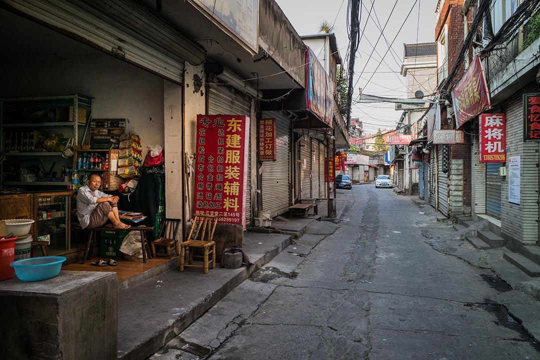 杭州G20主場館杭州國際博覽中心5公裡外的五堡村。