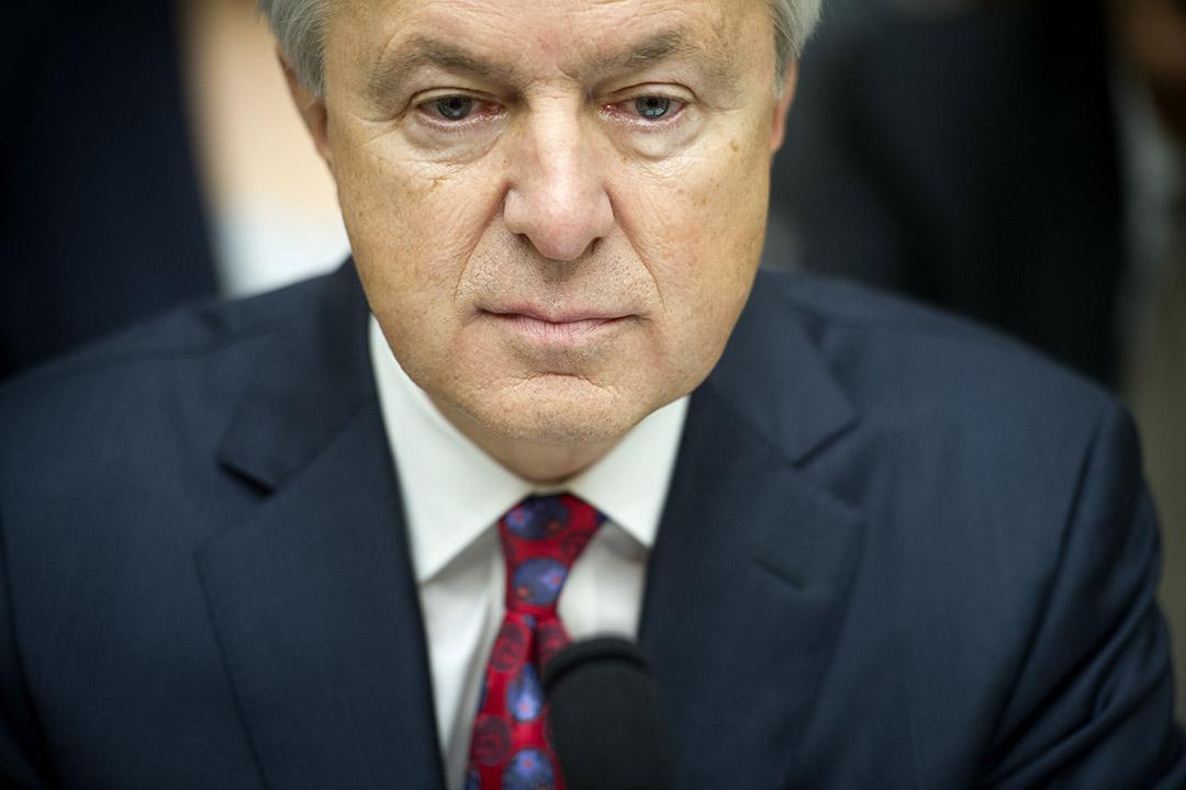 富國銀行 CEO 兼董事長斯頓夫(John Stumpf)。