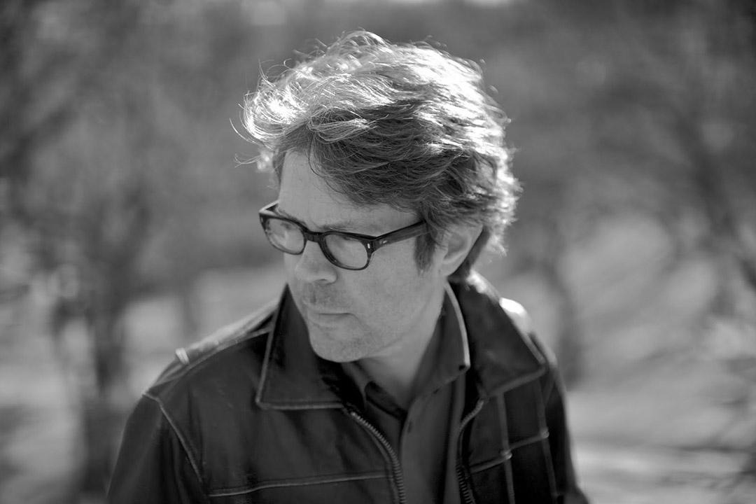美國小說家強納森・法蘭岑(Jonathan Franzen)。