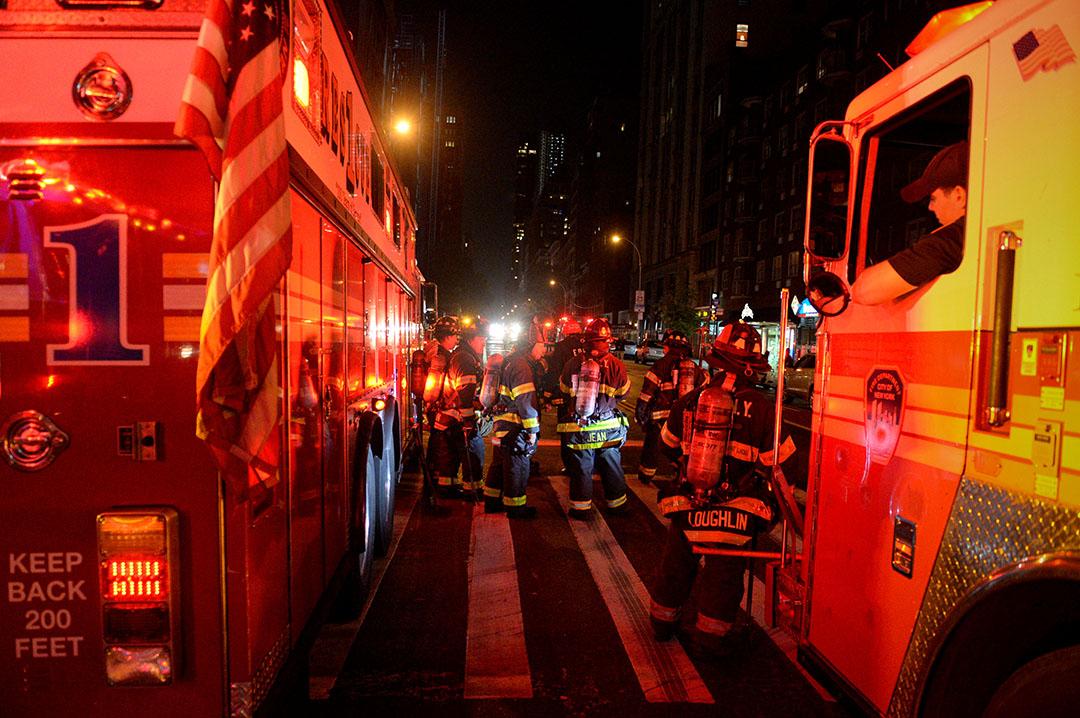 紐約曼哈頓發生爆炸,至少26人受傷。