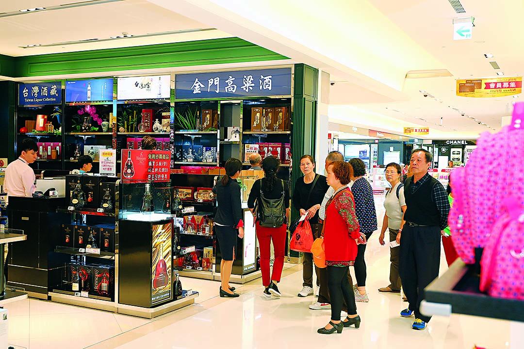 金酒的在地品牌優勢,成為對抗紅星布局台灣的利器。