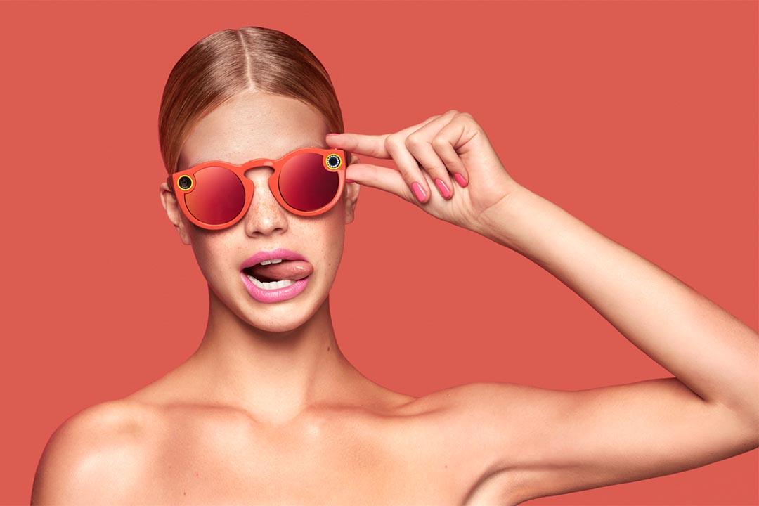 Snap發佈一款內置攝像機的太陽鏡。