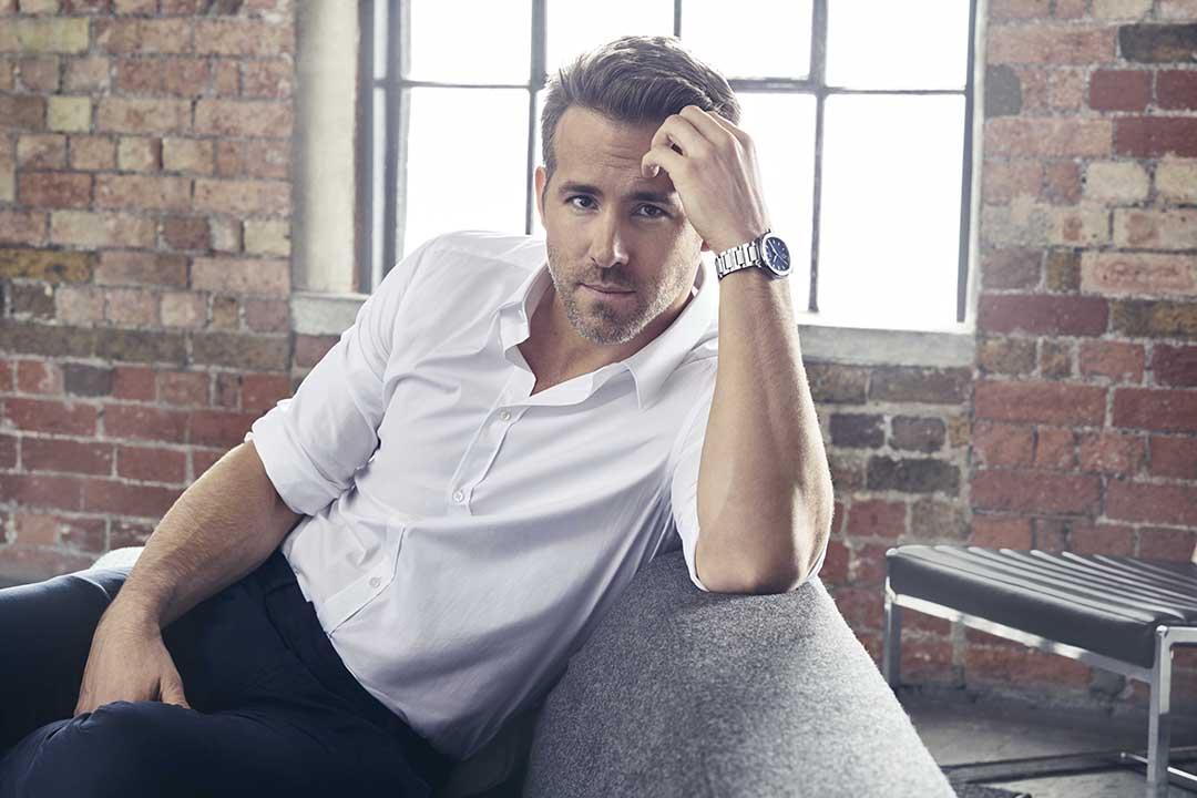 加拿大藉影星Ryan Reynolds。