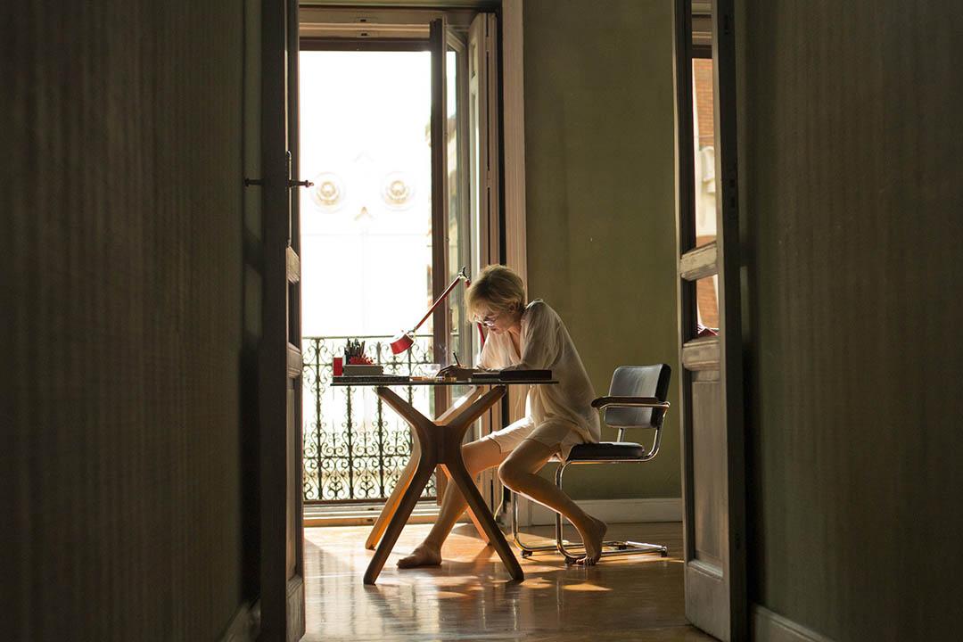 電影《Julieta》劇照。