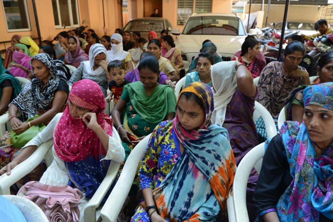 印度阿南德,一所代孕醫院。