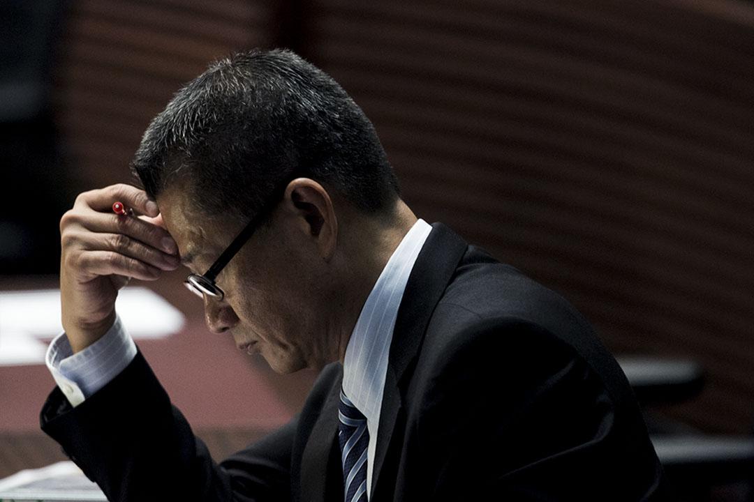 發展局局長陳茂波。