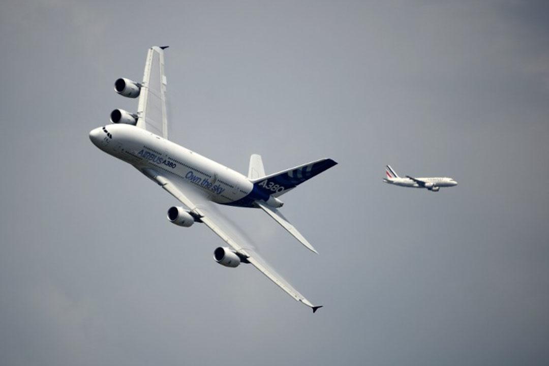 世界貿易組織(WTO)裁定歐盟飛機製造商空中巴士公司(Airbus)的補貼不合法。