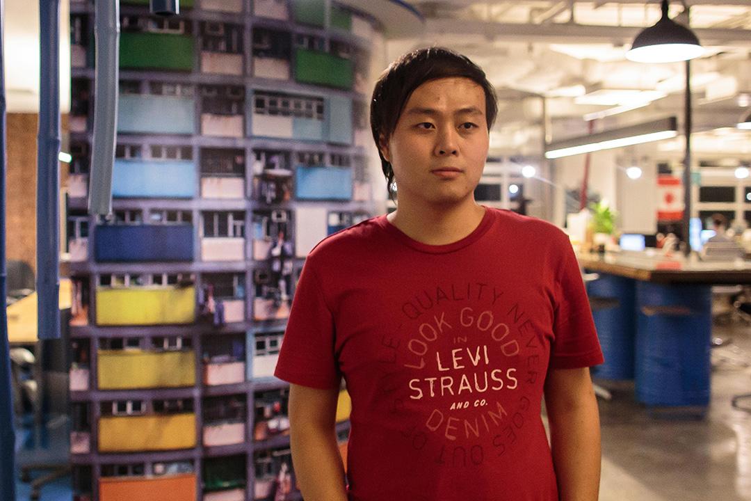 軟件工程師、g0vhk.io 開發者黃浩華。