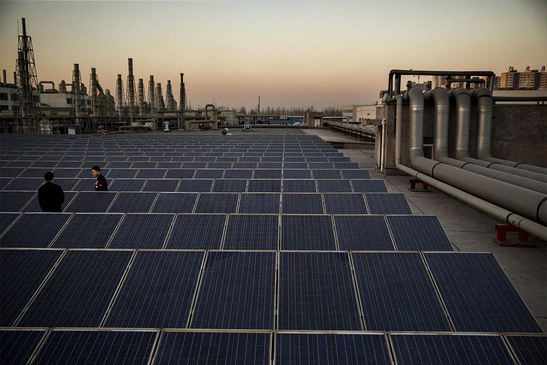 國際能源署(IEA)發表報告稱,2015年可再生能源首次超過煤炭,成為全球最大的新增電能來源。