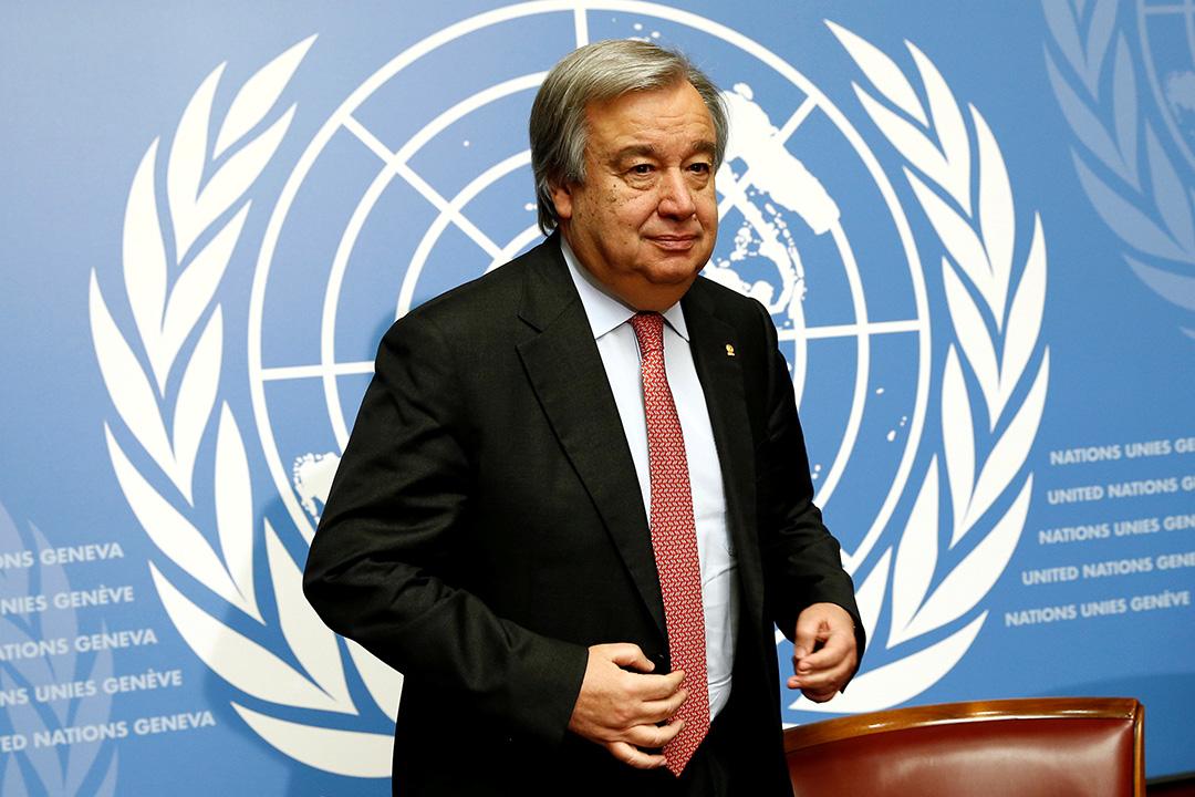 葡萄牙前總理、曾任聯合國難民署高級專員的古特瑞斯(Antonio Guterres)接任潘基文成為下屆聯國秘書長。