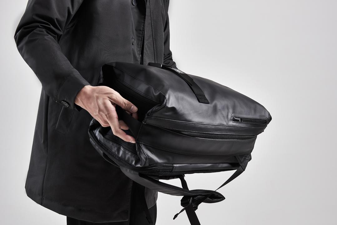 八輪滑板與翻轉背包的募資傳奇,讓賴柏志被喻為「台灣最會募資的設計師」。
