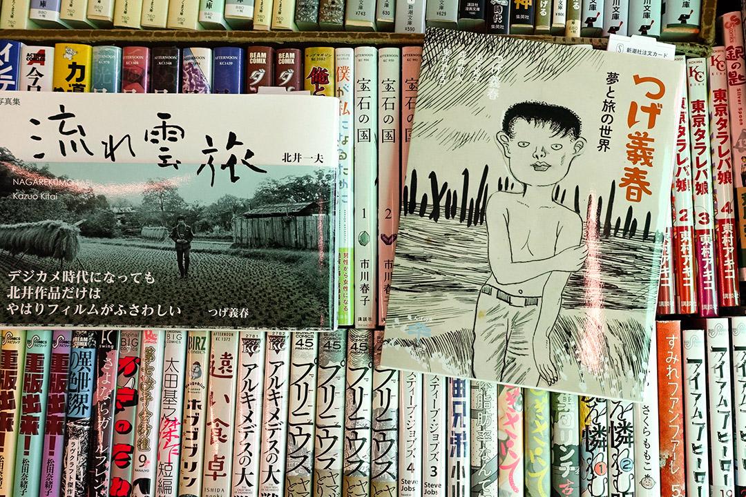 三月書房挑選的漫畫較為冷門,好些是在大型書店無法上架的。