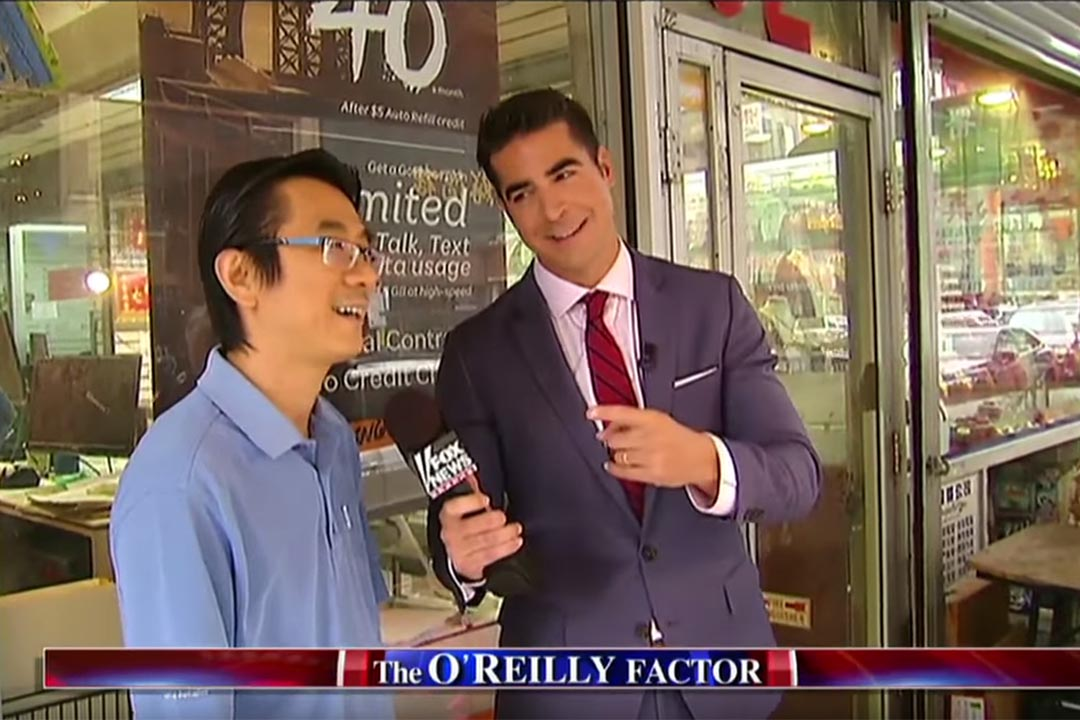 Fox電視台節目引發種族主義爭議。