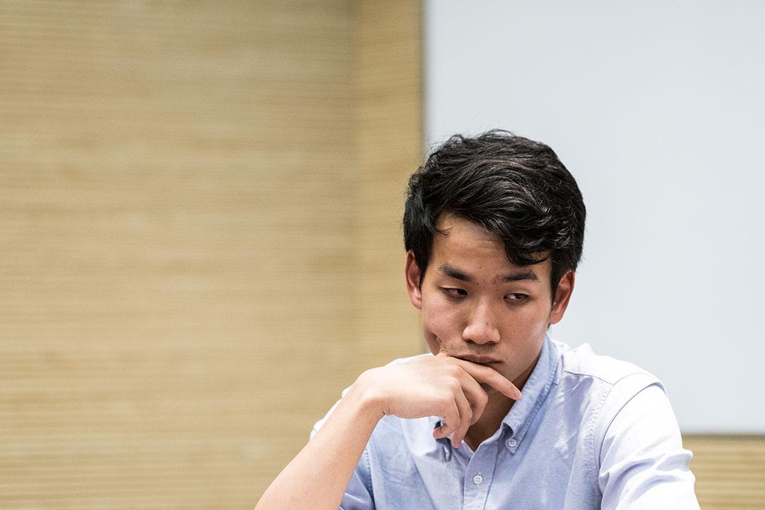 《香港民族論》編者梁繼平。