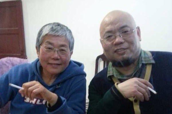 王荔蕻與吳淦
