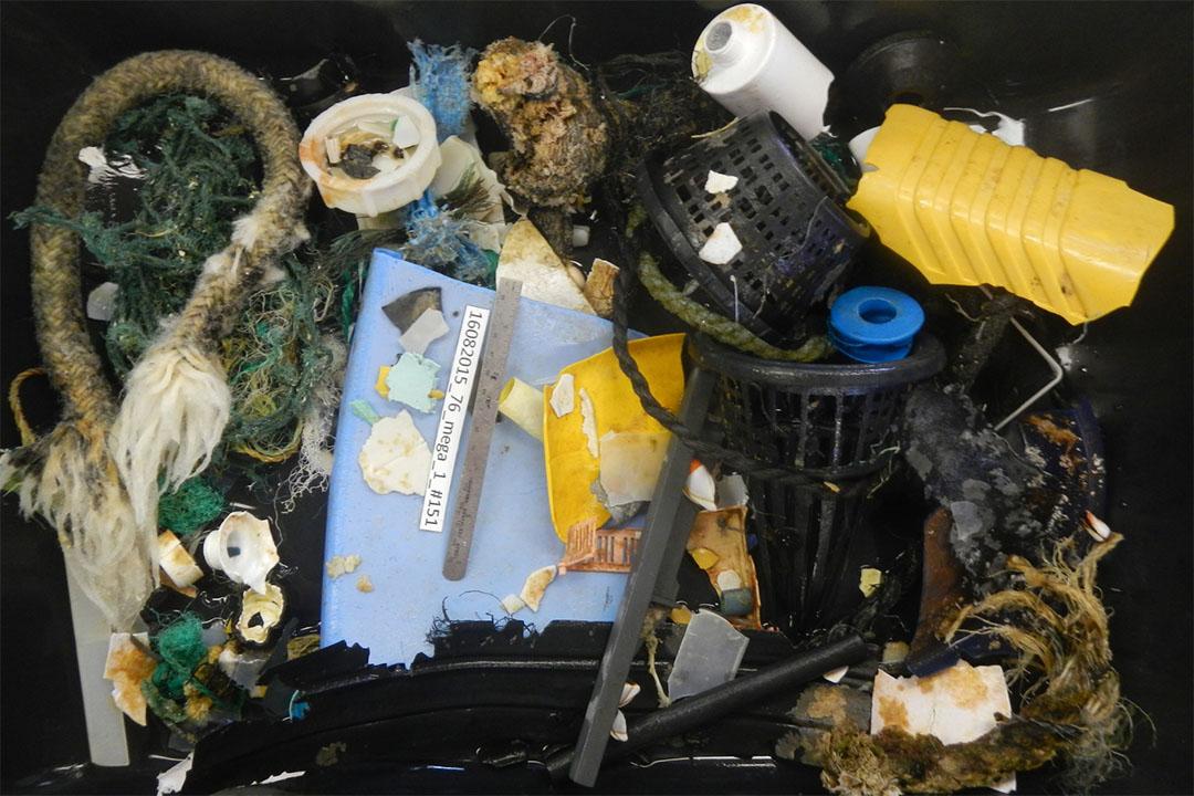 海洋清理项目(The Ocean Cleanup project )在空中調查太平洋垃圾發現比預計中多。