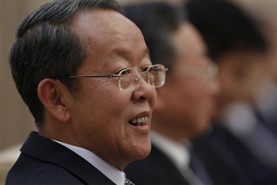 港澳辦主任王光亞。
