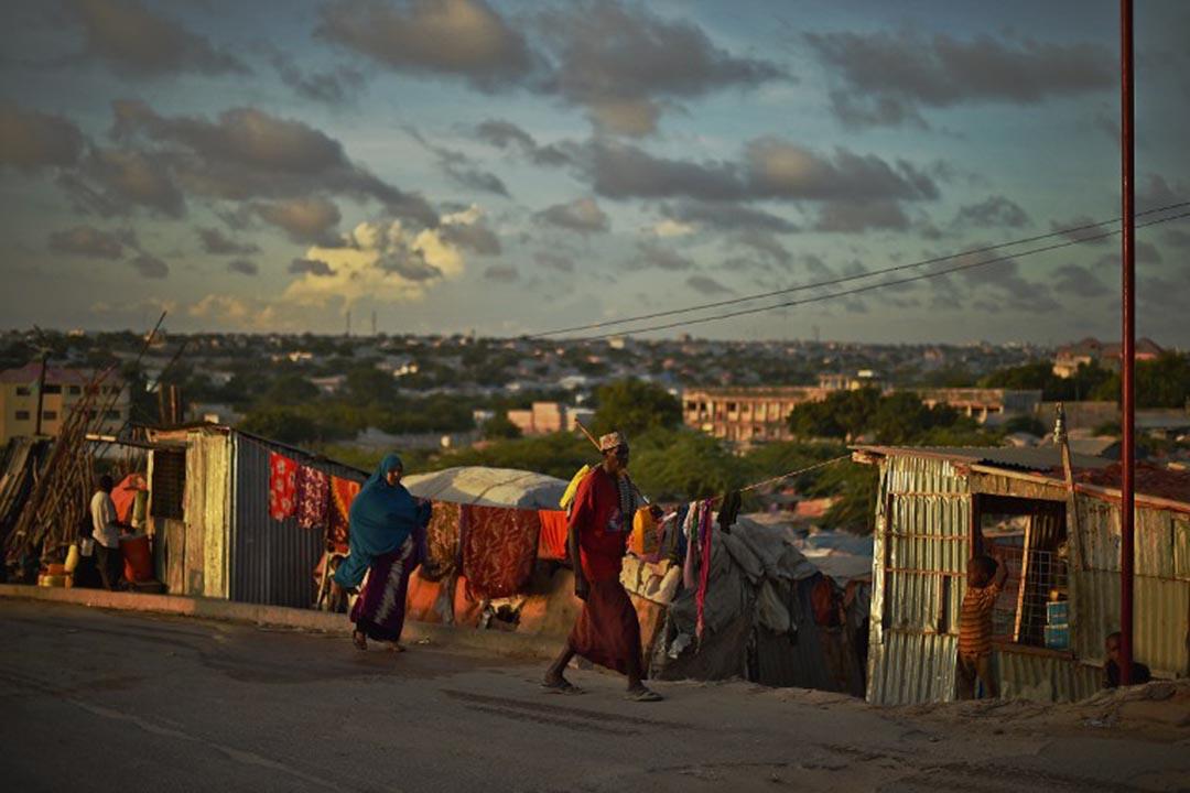 圖為索馬里首都摩加迪沙。
