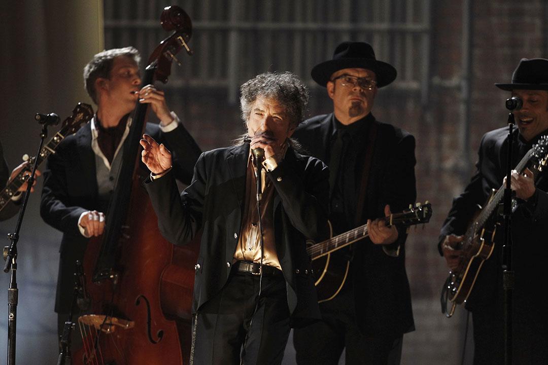 2016年度諾貝爾文學獎授予現年75歲的美國創作歌手、作家 Bob Dylan。