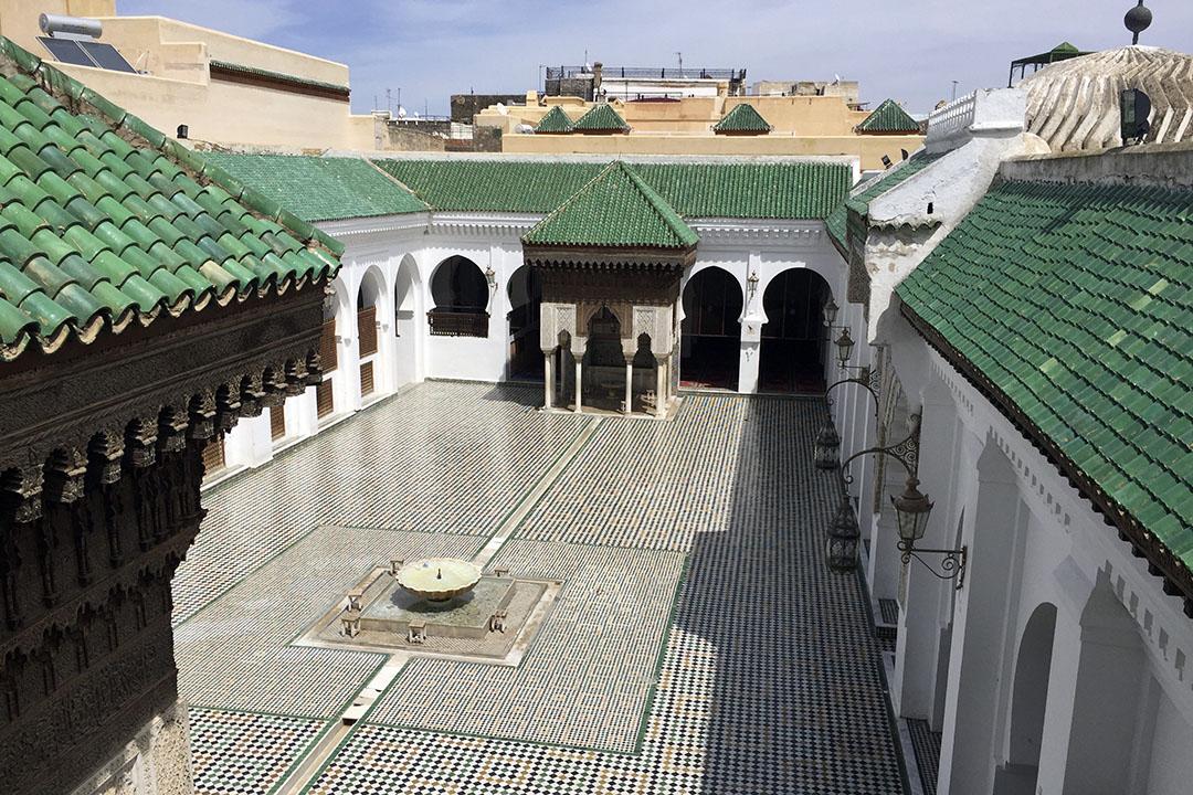 已有 12 個世紀歷史的卡魯因大學圖書館(al-Qarawiyyin Library)進行了為期 3 年的修復工作後,其中一部分正式對外開放。