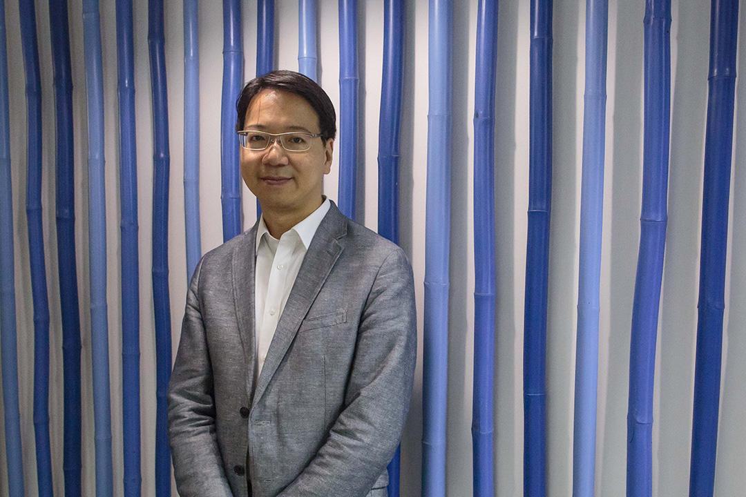 資訊科技界立法會議員莫乃光。