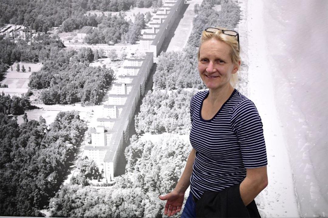 歷史學家Katja Lucke對改建計劃憂慮。