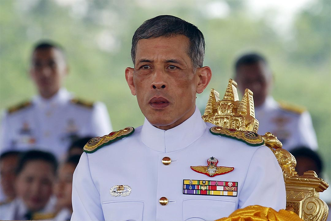 泰國王儲哇集拉隆功的加冕儀式將推遲至少一年。圖為2016年5月13日,哇集拉隆功出席王室活動。