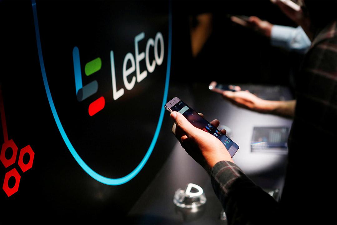 樂視LeEco在美國舉行大型發布會推出多款產品,包括手機Le Pro 3。