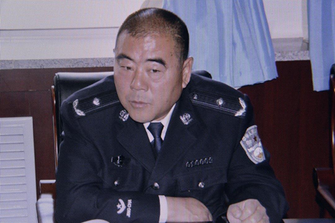 曾任呼和浩特市公安局賽罕區分局局長和呼和浩特市公安局副局長的馮志明 。