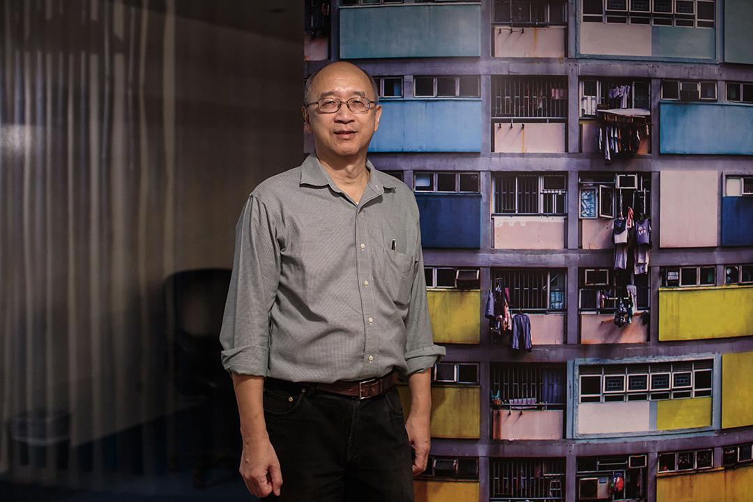 香港中文大學信息工程學系教授、 IEEE 成員邱達民。