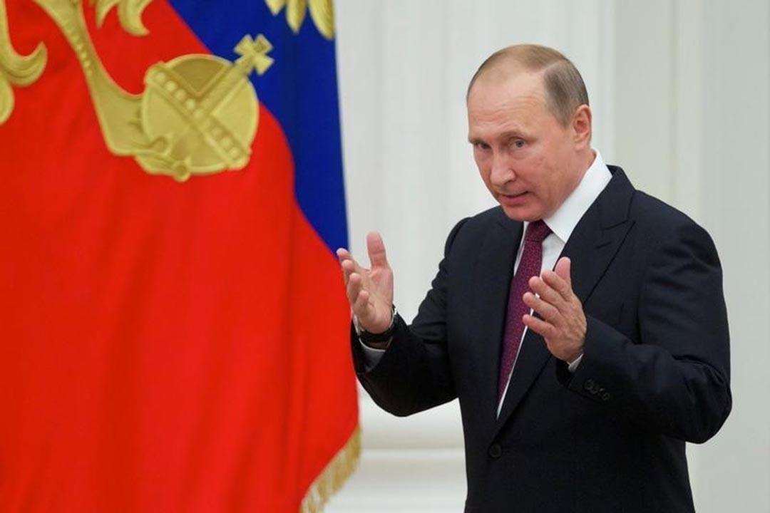 俄羅斯總統普京簽署法令,暫停與美國達成各自處理武器級鈈元素的協議。