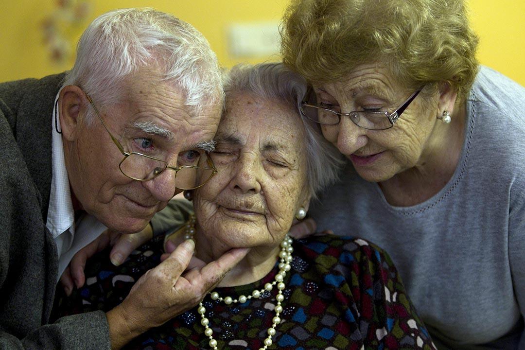 現今最年長西班牙人安娜·瑪麗亞·薇菈·魯比歐(Ana María Vela Rubio),現年114歳。
