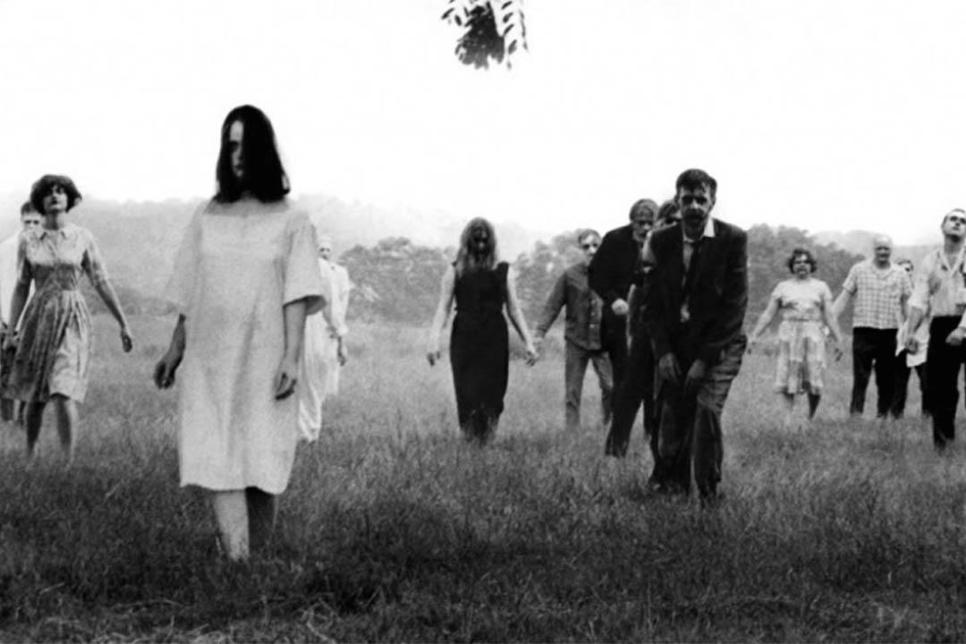 《活死人之夜》劇照。
