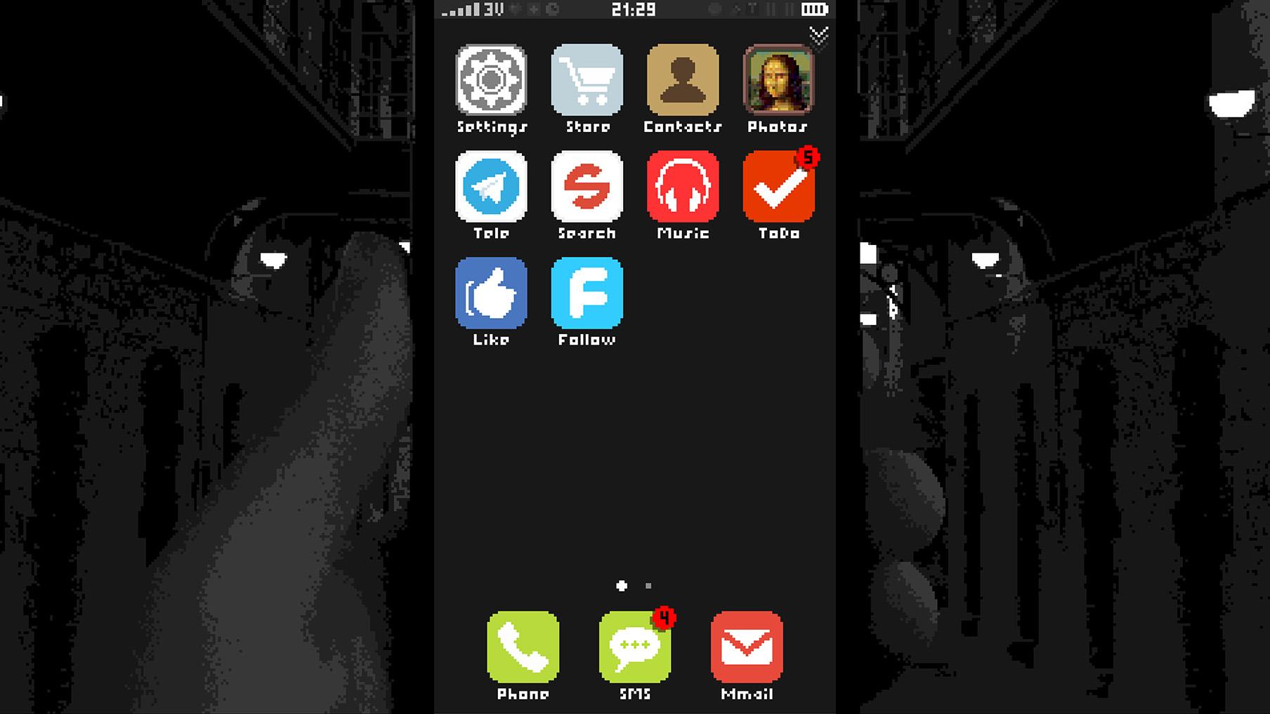 所有的任務都是通過平時我們最熟悉的 App 來完成。