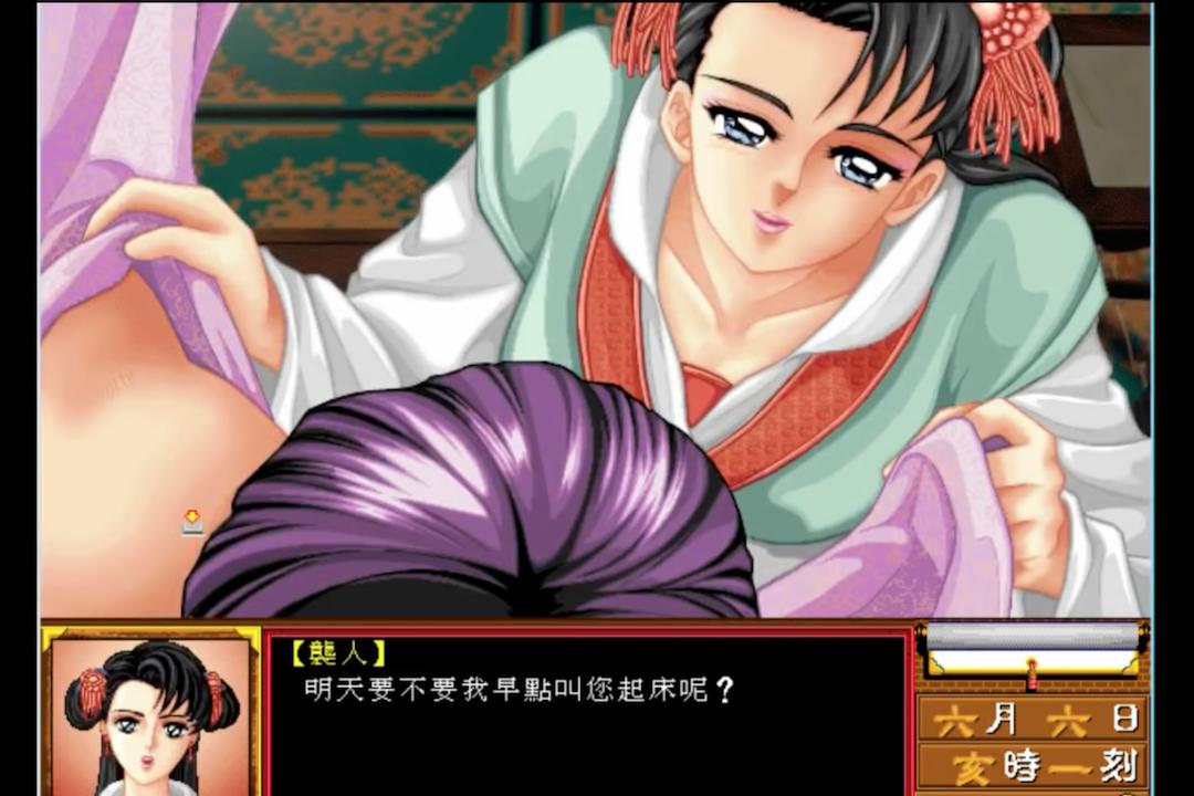 《紅樓夢:十二金釵》,取材於《紅樓夢》的台灣 H Game。