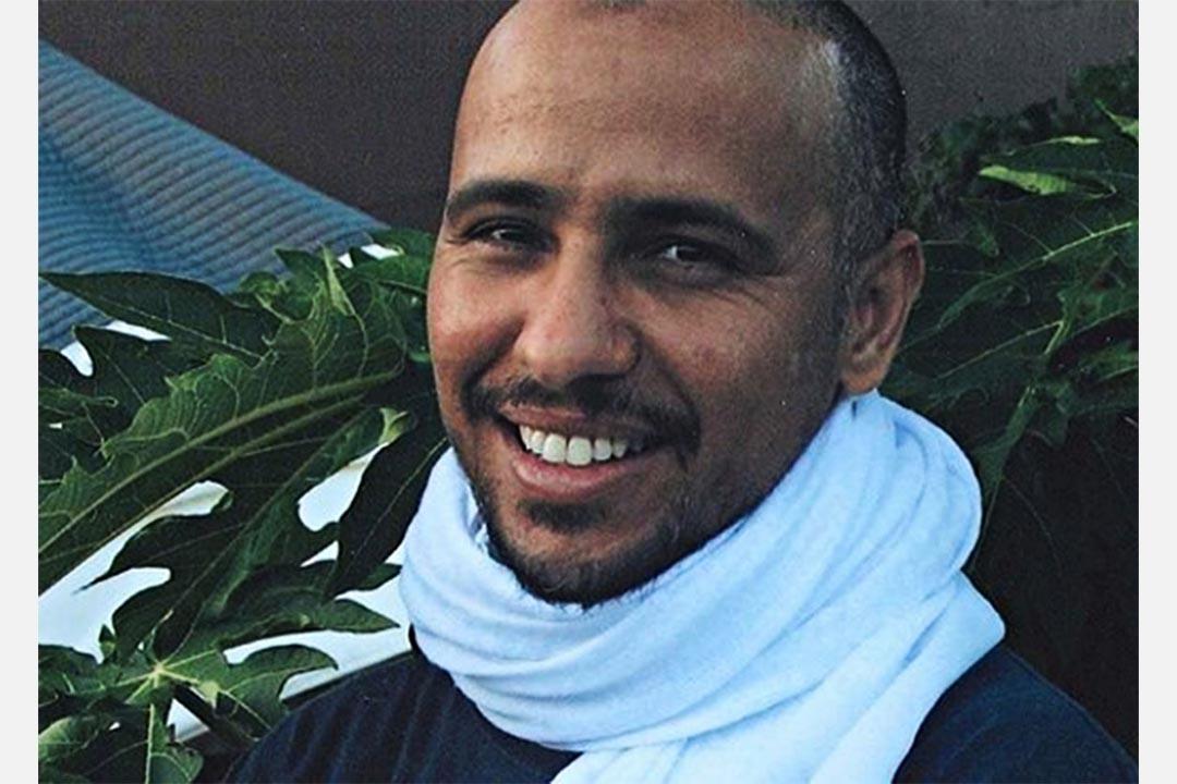 《關塔那摩日記》作者Mohamedou Ould Slahi。