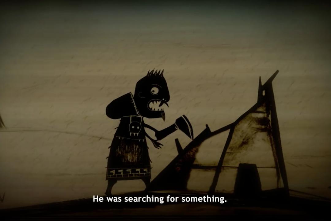 遊戲中伴有動畫、紀錄片等媒介內容講述這個古老的故事。