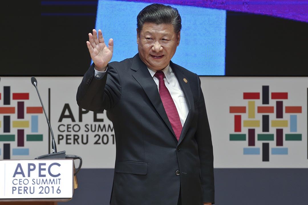 中國國家主席習近平承諾中國將對世界進一步開放經濟。