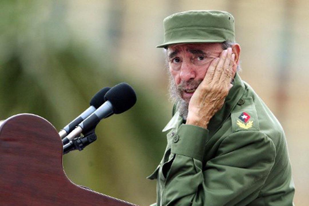 古巴革命領袖、前領導人菲德爾•卡斯特羅(Fidel Castro)去世,終年90歲。