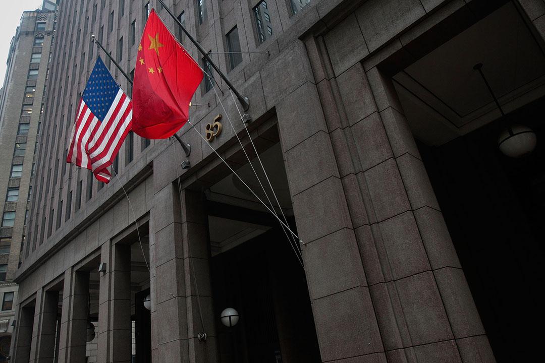 美國國會委員會建議禁止中國國企收購美國公司。