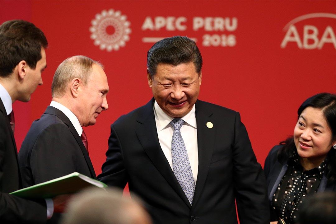 特朗普計劃放棄TPP,中國政府牽頭的貿易協定RCEP成為新焦點。圖為習近平在秘魯利馬出席APEC會議。