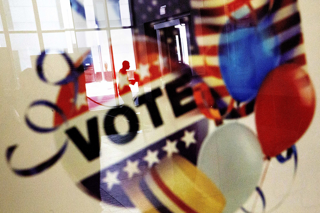 2016美國總統大選,將在美國時間11月8日舉行。
