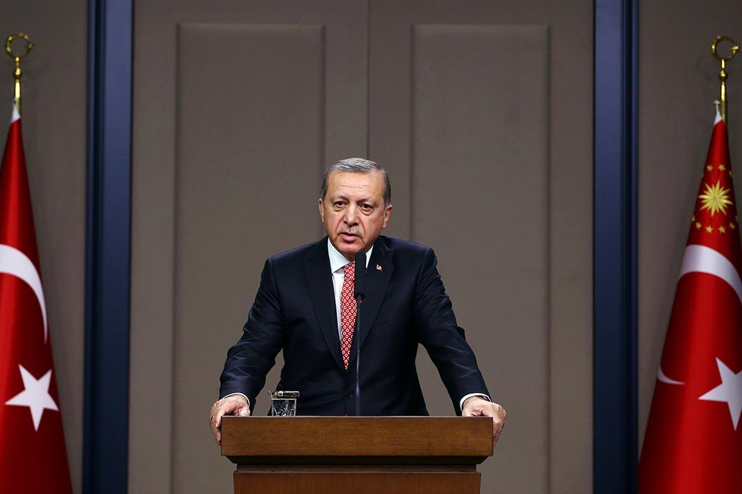 土耳其總統埃爾多安表示,加入歐盟並不是土耳其的唯一可以選擇的方案,土耳其正研究加入上海合作組織的問題。