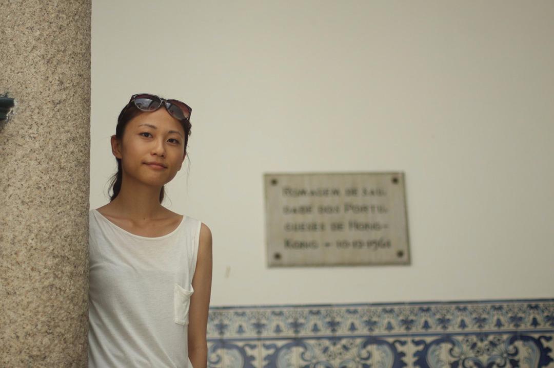施媖之說:「在上海生活你的個性會被磨掉,你會長出來適合這裡生存的個性。」