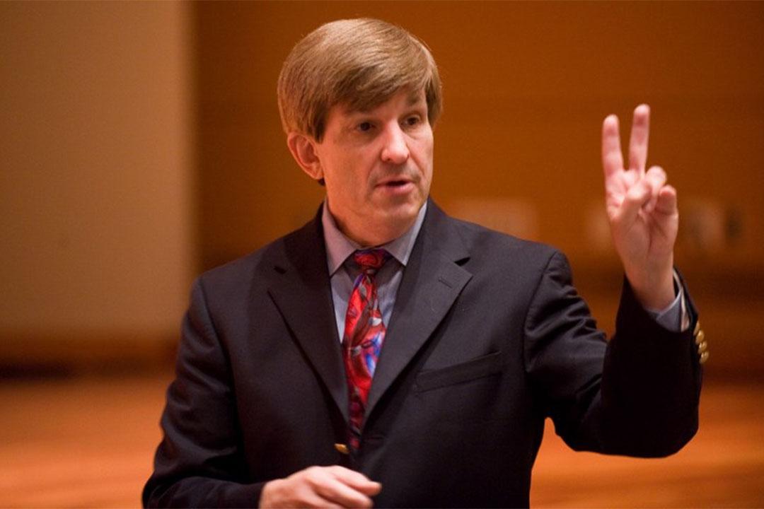 美國歷史學教授Allan Lichtman。