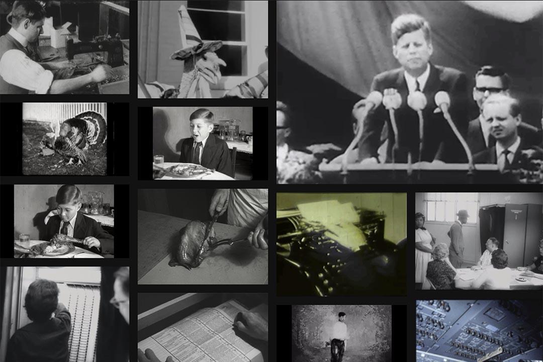 美國檔案局把史料都做成了GIF。