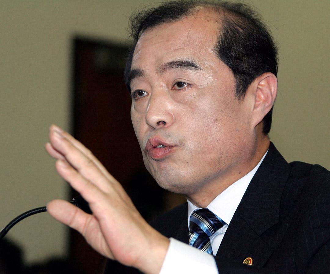 韓國總統辦公室任命金秉準(KIM BYUNG-JOON)為新任總理。