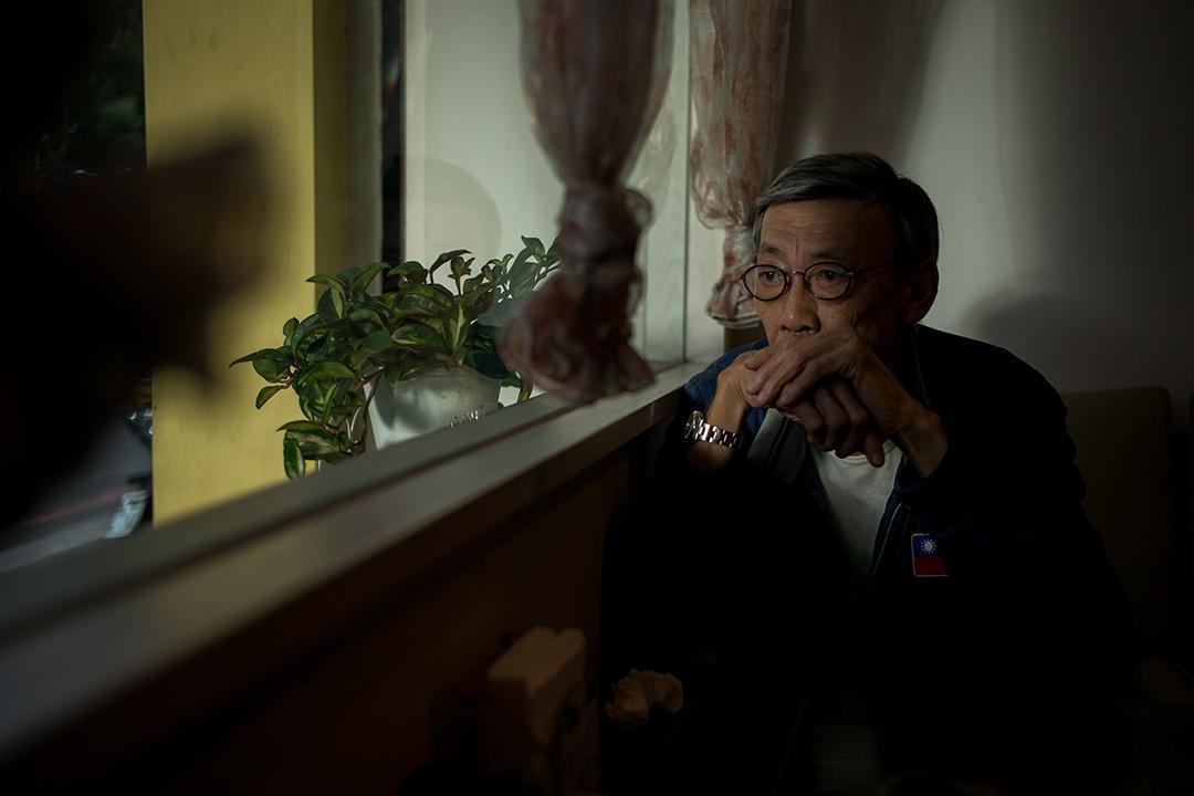 馮淬帆:「香港人很多覺得我不合群,因為我跟他們實在每一方面都差很遠。那個地方太現實了,太沒有靈魂。」